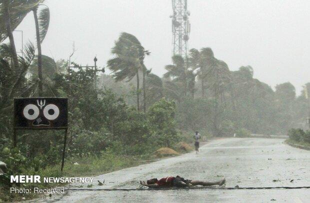 طوفان فانی در هند