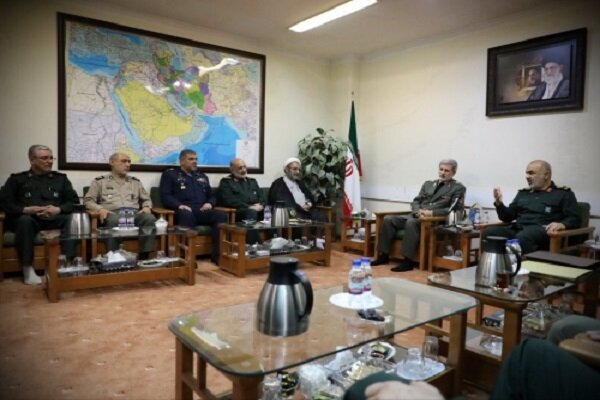 IRGC chief commander says US cannot squeeze Iran by oil sanctions