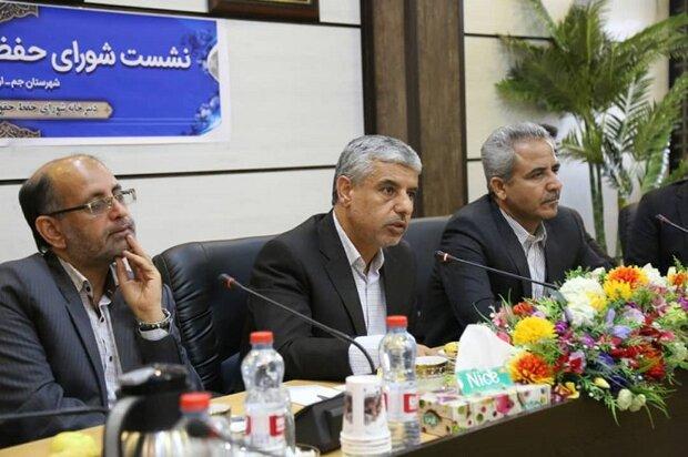 حکم پروندههای تصرفات غیرقانونی دراستان بوشهر بهزودی اجرا میشود