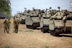 آماده باش تانک های رژیم صهیونیستی در مرز لبنان