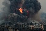 حملات ارتش رژیم صهیونیستی به شمال غزه