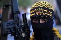 مرکز تجمع نظامیان صهیونیست از سوی گردانهای قدس هدف قرار گرفت