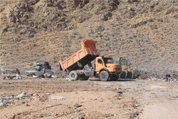 مازندران فاقد سایت بهداشتی دفن زباله است
