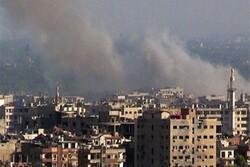 حملات خمپارهای تروریستهای تکفیری به مناطق مسکونی