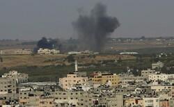 مدفعية الاحتلال تقصف هدفين شمال قطاع غزة