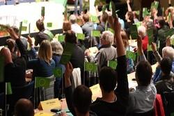 سبزهای آلمان وضعیت خود را بازهم بهبود بخشیدند