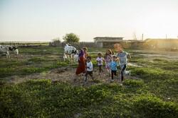 İran'da sel bölgesinde yaşam devam ediyor