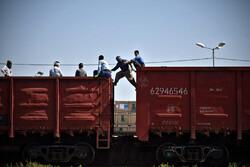 بازدید خبرنگاران از مرز ریلی ایران و ترکمنستان