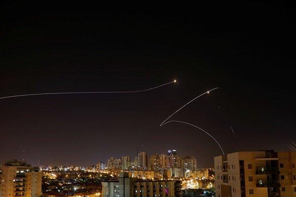 حماس شهر بئر سبع در جنوب اسرائیل را هدف قرار داد