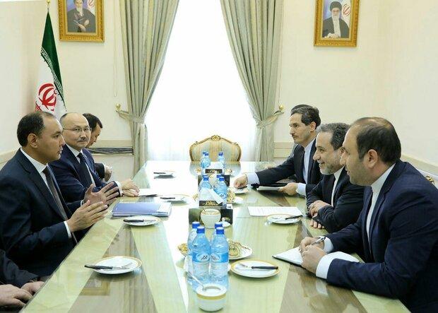 Tehran, Bishkek hold 4th round of political talks