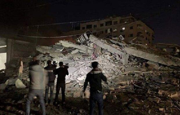 ئیسرائیل باڵەخانەی ئاژانسی ئانادۆڵی تورکیای خاپوور کرد