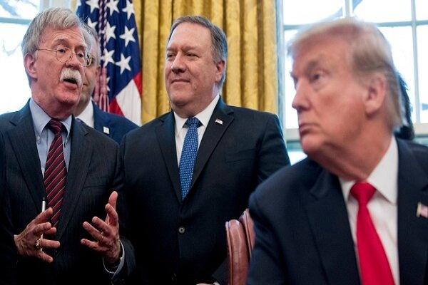 لحن تهدیدآمیز ترامپ علیه ایران کاهش یافته است