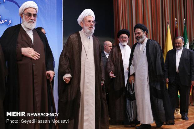 Introduction ceremony of Leader's representative in Hajj, Pilgrimage Affairs