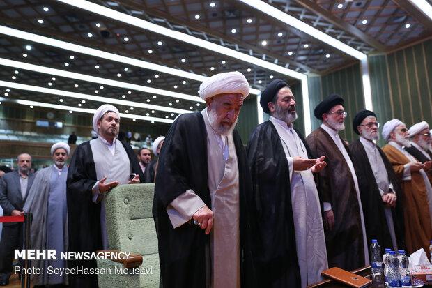 مراسم تکریم و معارفه نماینده ولی فقیه در امور حج و زیارت
