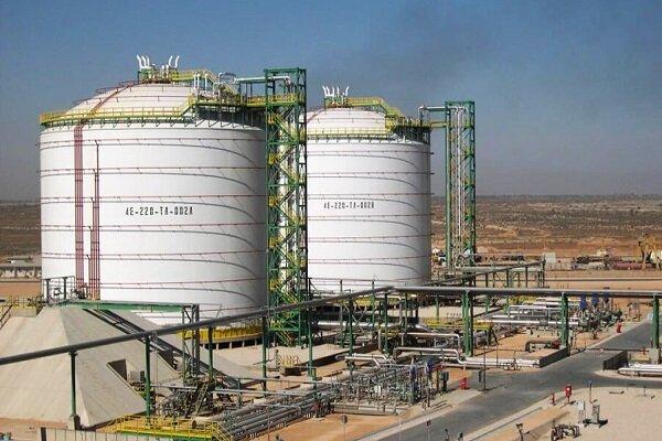 صرفه جویی ۷ میلیون یورویی با بومی سازی مخازن ذخیره گاز