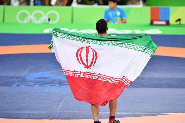المنتخب الإيراني للمصارعة الحرة يتوجه إلى إيطاليا