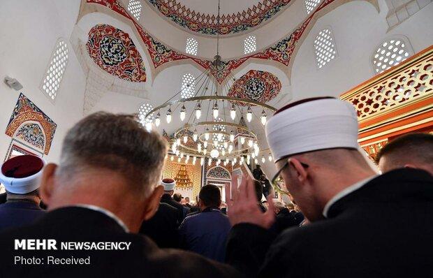 بازسازی مسجد تاریخی بوسنی
