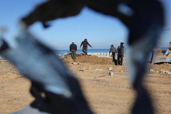 شنیده شدن صدای تیراندازی در نزدیکی مرز غزه با صهیونیستها