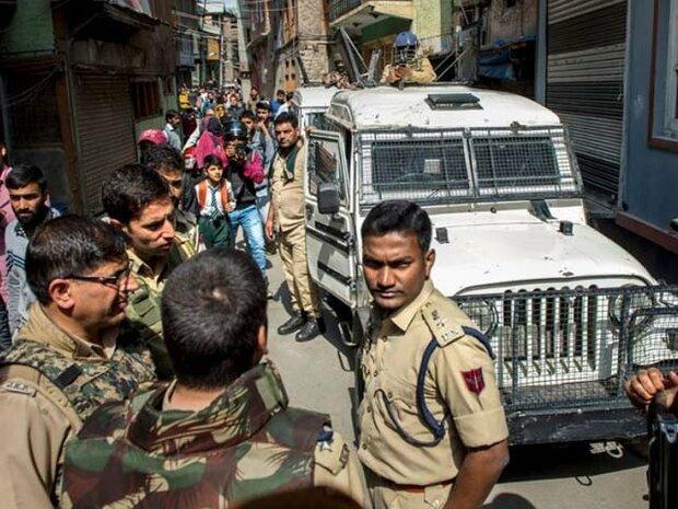 کشمیر کے ضلع اننت ناگ میں بھارتی فوج کا میجر ہلاک