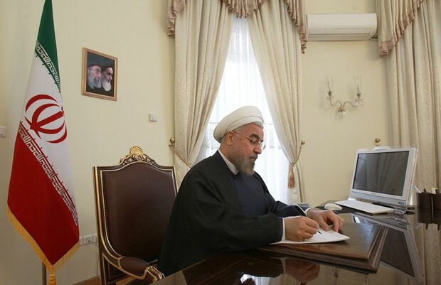 Rouhani forwards act on customs coop. between Iran, Vietnam