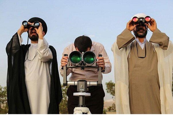 استقرار گروههای استهلال ماه رمضان در ارتفاعات تبریز
