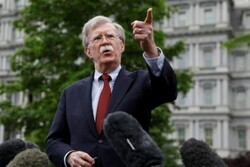 Bolton threatens Iran with carrier, bombers