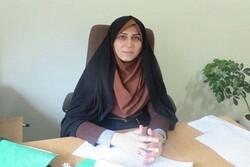 «لیلا امیدی» سرپرست فرمانداری اسدآباد شد