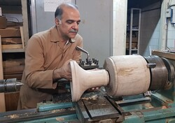 تمبک دوره قاجار ساخته شد