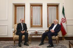 افغانستان کے سفیر کی ایرانی وزیر خارجہ سے ملاقات
