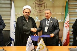 Iranian, Syrian universities sign agreement on scientific coop.