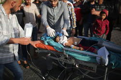 Palestinian martyrs rises to 27 in Gaza Strip