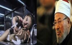 أين القرضاوي ومسلمو المسلسلات التلفزيونية من دم أطفال غزة؟
