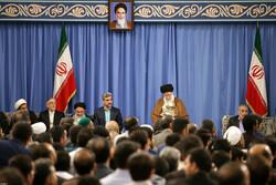 Devrim Lideri'nin huzurunda Kur'an-ı Kerim ziyafeti