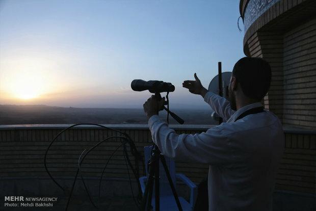 ایران اور پاکستان میں رمضان المبارک کا چاند نظر نہیں آیا