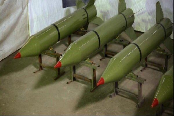 """سرايا القدس تكشف عن صاروخ """"بدر 3"""" الجديد"""