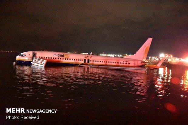 حادثه در فرودگاه فلوریدا