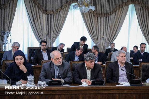 جلسه شورای عالی صادرات غیر نفتی