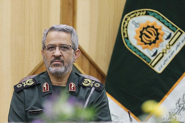 کار بسیج باید در پیشبرد اهداف انقلاب اسلامی مؤثر باشد