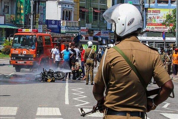Sri Lanka'da Müslümanlara ait dükkanlara saldırı düzenlendi
