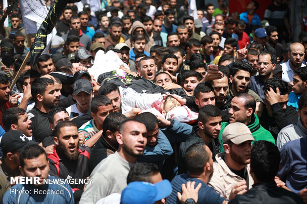 Palestinian martyrs