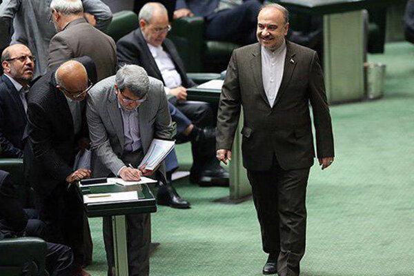 وزیر ورزش دوشنبه در مجلس/ سلطانیفر این بار از استیضاح نگریخت!