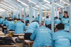 ۱۲۷ معتاد بهبود یافته در زنجان صاحب شغل شدند