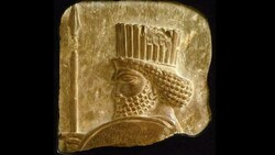 Recovered Achaemenid guard on tour to southern Iran