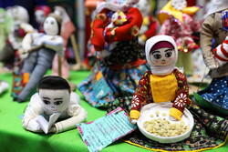 احیای عروسکها با هدف افزایش هویت اجتماعی مردم محلی