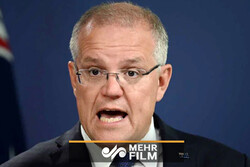 آسٹریلیا کے وزیر اعظم پر انڈے سے حملہ