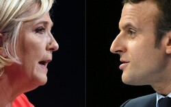 Marine Le Pen  - Macron