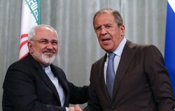 Zarif, Lavrov to discuss bilateral ties, int'l developments in Moscow