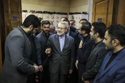 مراسم ترحیم والده شهیدان تهرانی مقدم