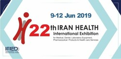 Iran Health exhibition