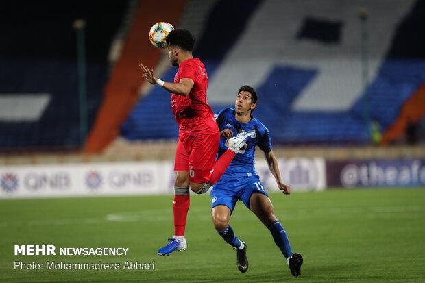 مباراة استقلال الايراني مع الدحيل القطري
